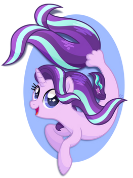 Starlight Glimmer Seapony