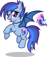 <b>:CLOSED: Bat Pony: Astral Flare :CLOSED:</b><br><i>equinepalette</i>
