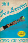 Sonic Screwdriver Ad Poster