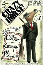 Live at Crazy Horse, Jan 15th