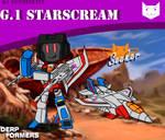Derp Formers G1 Starscream