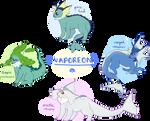 vaporeon variations