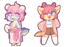 small babies !! by creamwave