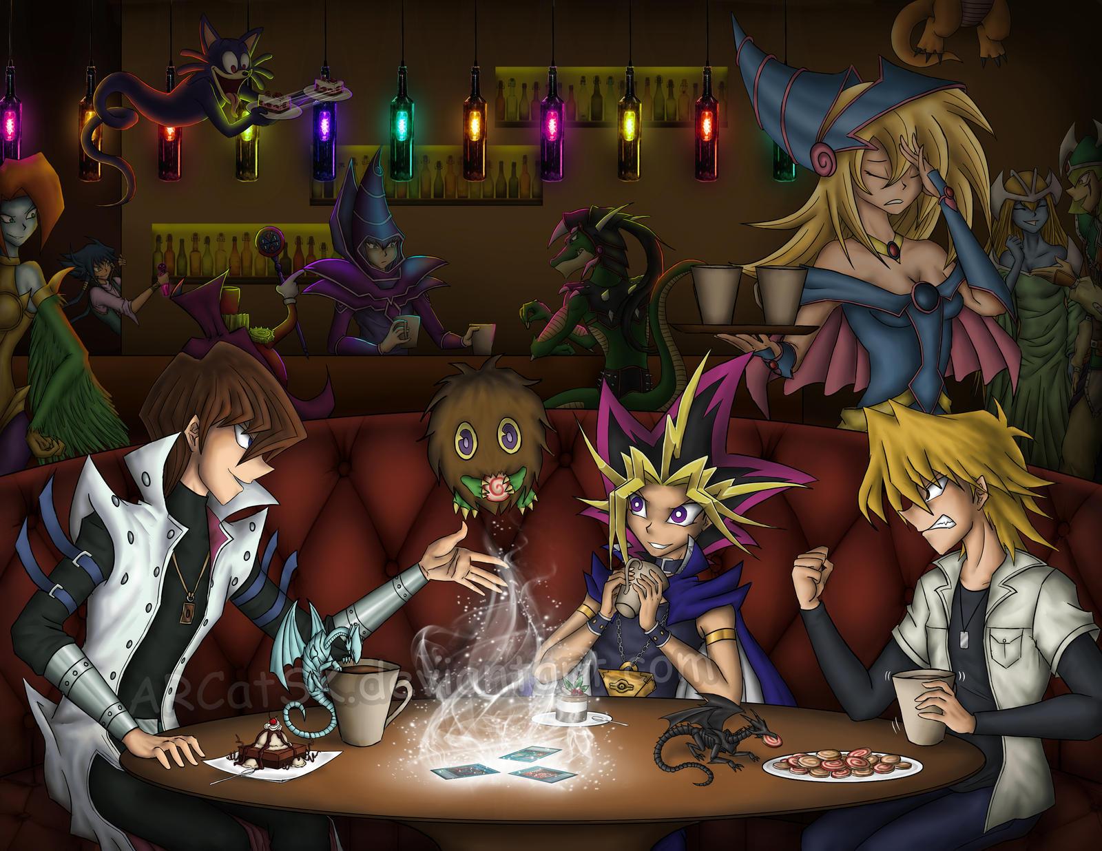 Duel Cafe by ARCatSK