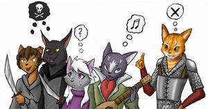 The Gang of Cats