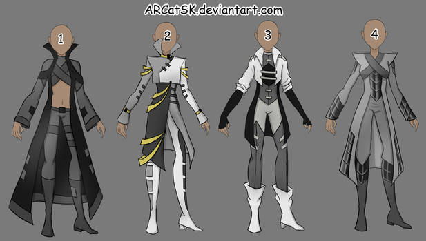 Clothes Adopts 2 - OPEN