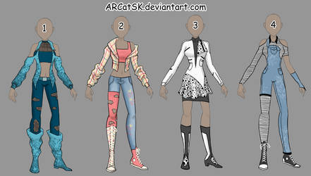 Clothes Adopts 3
