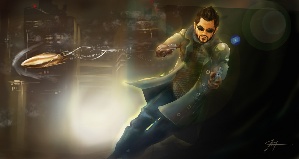 Deus Ex by JBBM