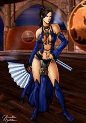 Mortal Kombat: Kitana - Alternate Costume