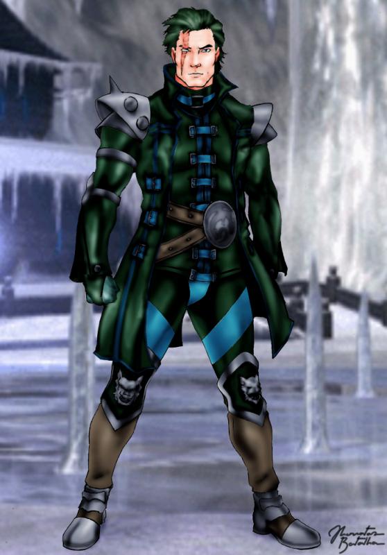 Mortal Kombat: Sub-Zero - Alternate Costume by ...