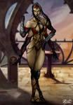 Mortal Kombat: Sheeva