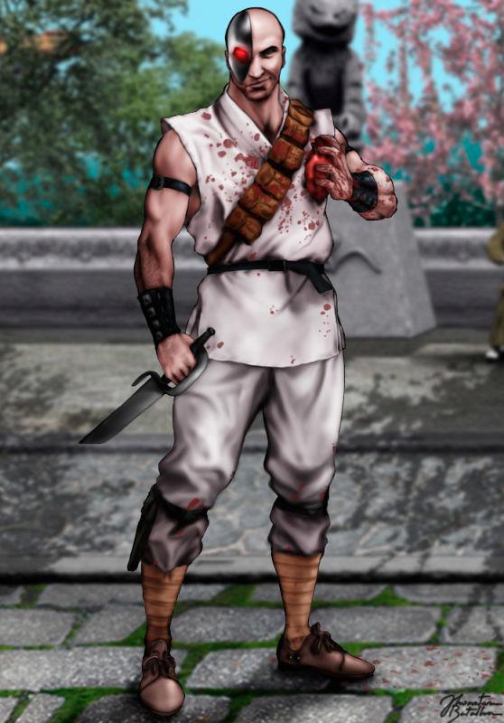 Mortal Kombat 9 by KindratBlack on DeviantArt