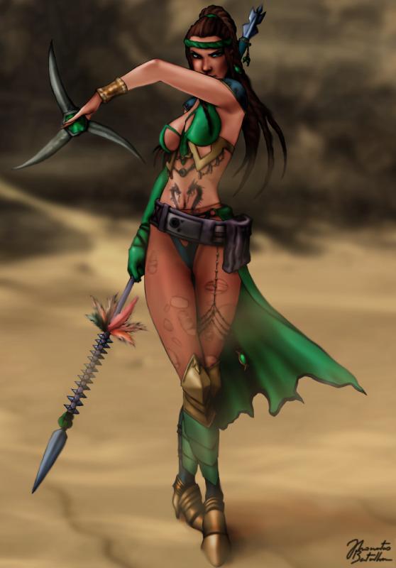 Mortal Kombat  Jade - Alternate Costume by JhonatasBatalhaMortal Kombat 9 Reptile Alternate Costume