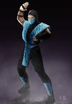 Mortal Kombat (1): Bi-Han (Sub-Zero)
