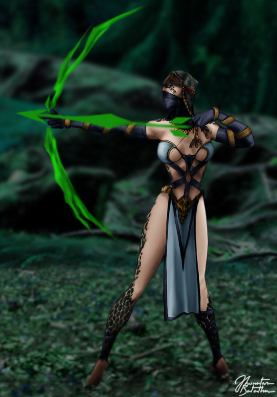 Mortal Kombat: Khamele...