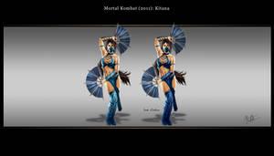 Mortal Kombat (2011): Princess Kitana
