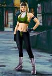 Mortal Kombat - Special Forces (BETA): Sonya Blade