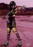 Mortal Kombat X - Mileena (Tournament) by JhonatasBatalha