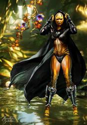 Mortal Kombat X: D'Vorah by JhonatasBatalha