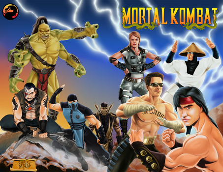Mortal Kombat (Remake)