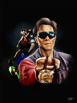 Mortal Kombat - Johnny Cage