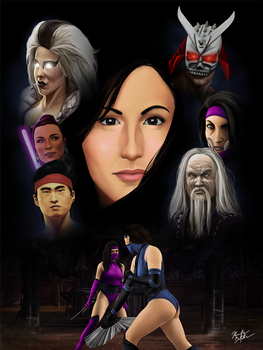 Mortal Kombat: Memoirs of an Assassin