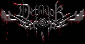 Dethklok Bloody Logo