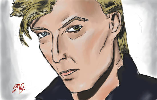 David Bowie, finished