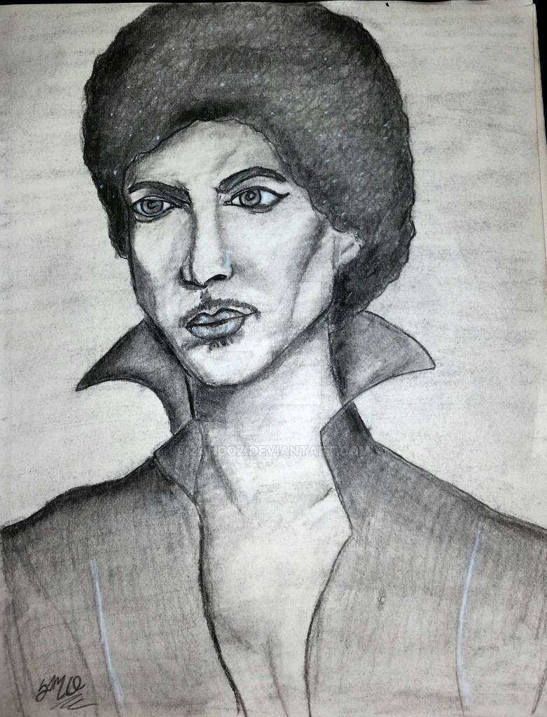 Prince in Charcoal
