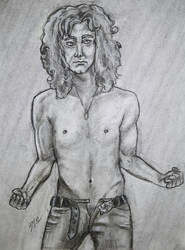 Robert Plant Who Need Clothes?