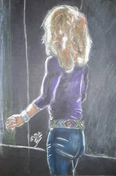 Robert Plant's Butt 2