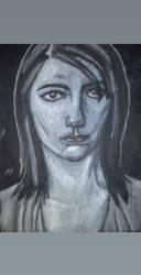 PJ Harvey on Black Paper