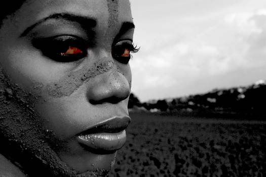 Bloodshot in the Mudlake