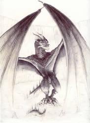 Dragon by Danothar