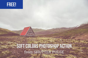 Free Soft Colors Photoshop Action by shutterpulse