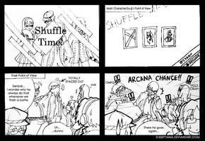 P4: Shuffle Time by ShiSeptiana