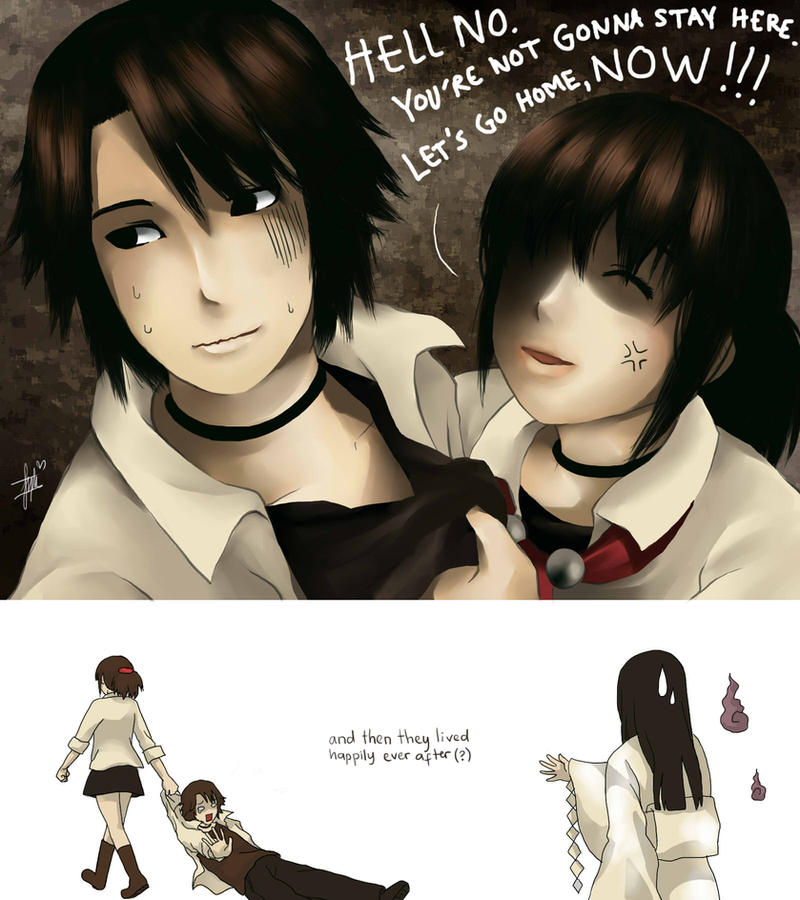 Fatal Frame Alternate Ending? by ShiSeptiana on DeviantArt