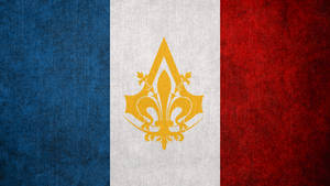 Assassin's Creed: Flag of the French Bureau by okiir