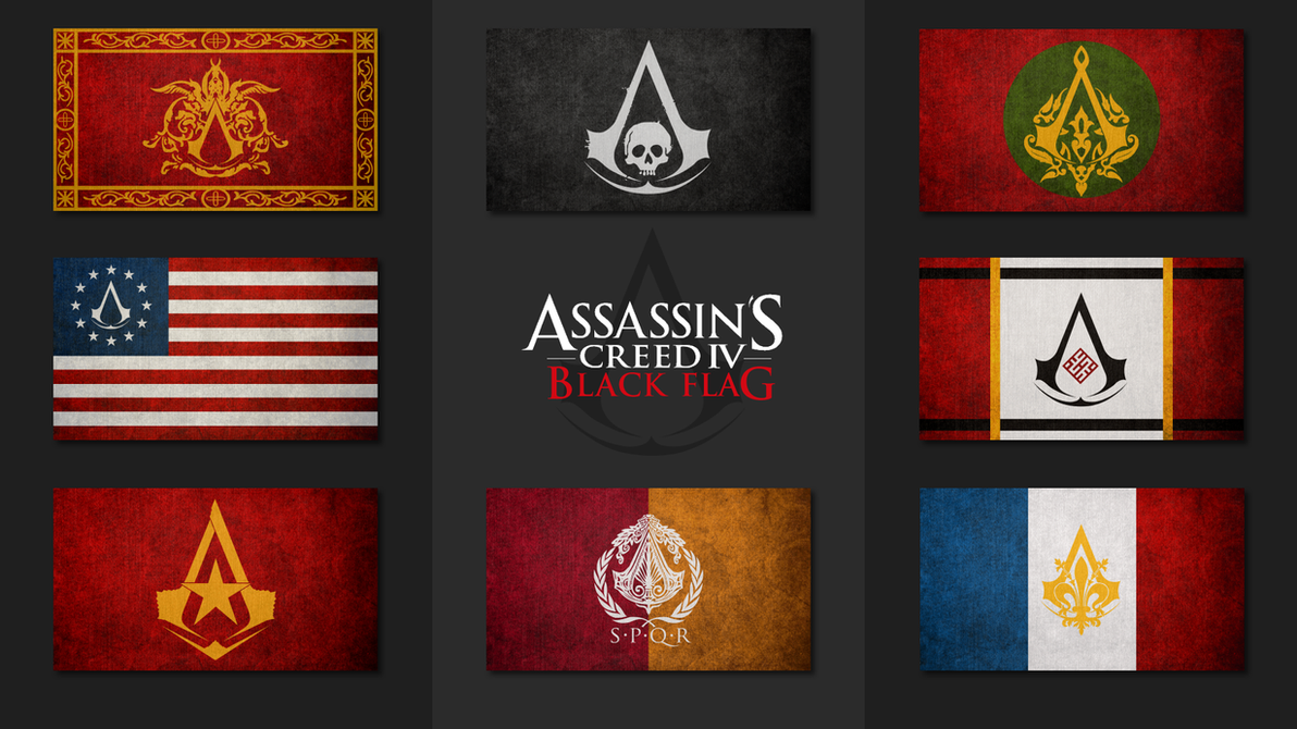 Assassin's Creed IV: Colors of the Creed by okiir