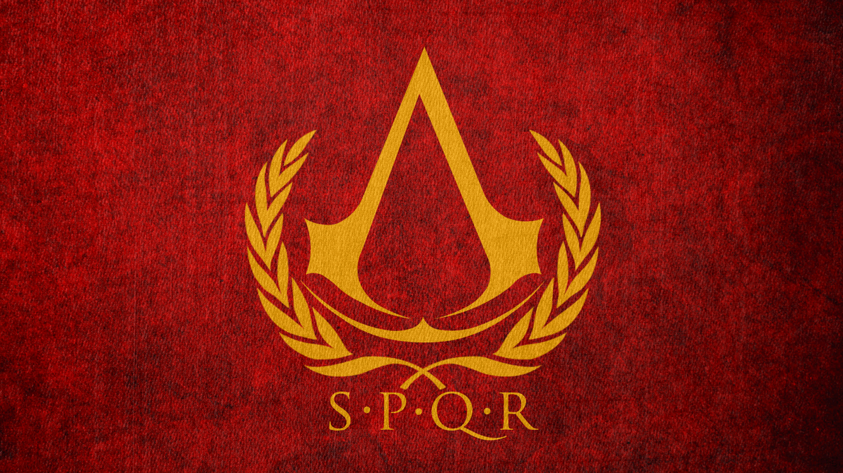 Assassin's Creed: Guild of Rome Flag by okiir