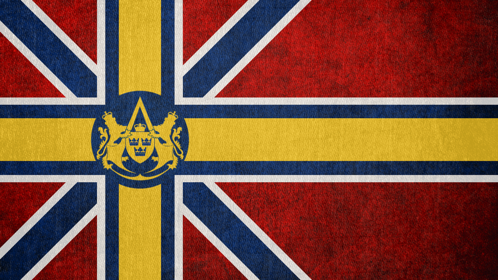 Image Result For Scandinavian Union Flag