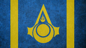 Assassin's Creed: Mongolian Guild Flag by okiir