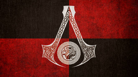 Assassin's Creed: Old Norse Guild Flag by okiir