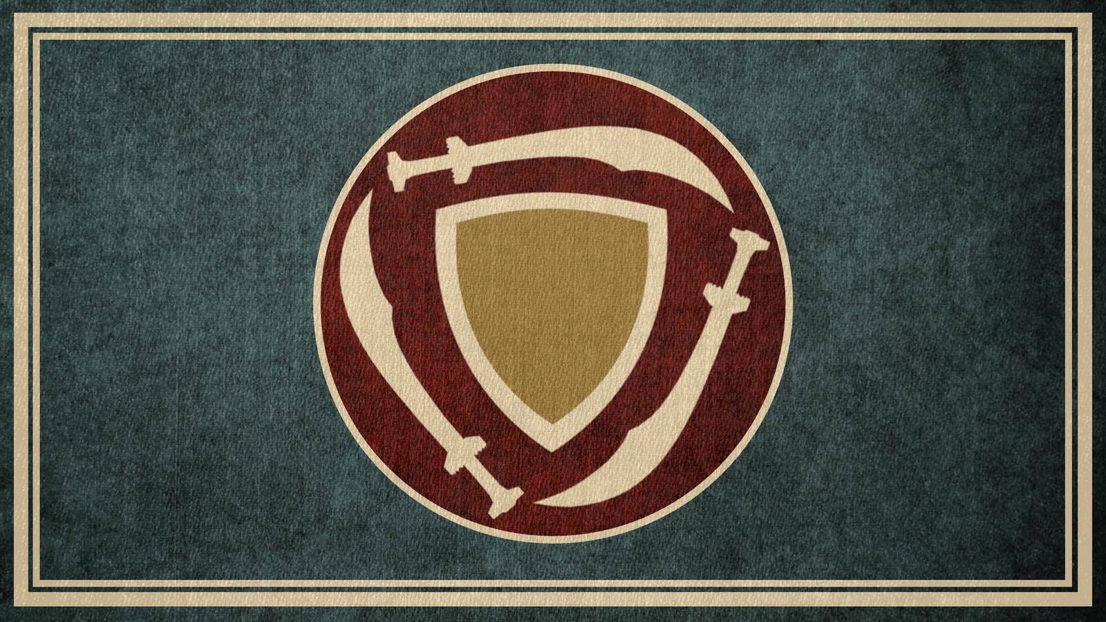 The Elder Scrolls: Flag of Hammerfell by okiir