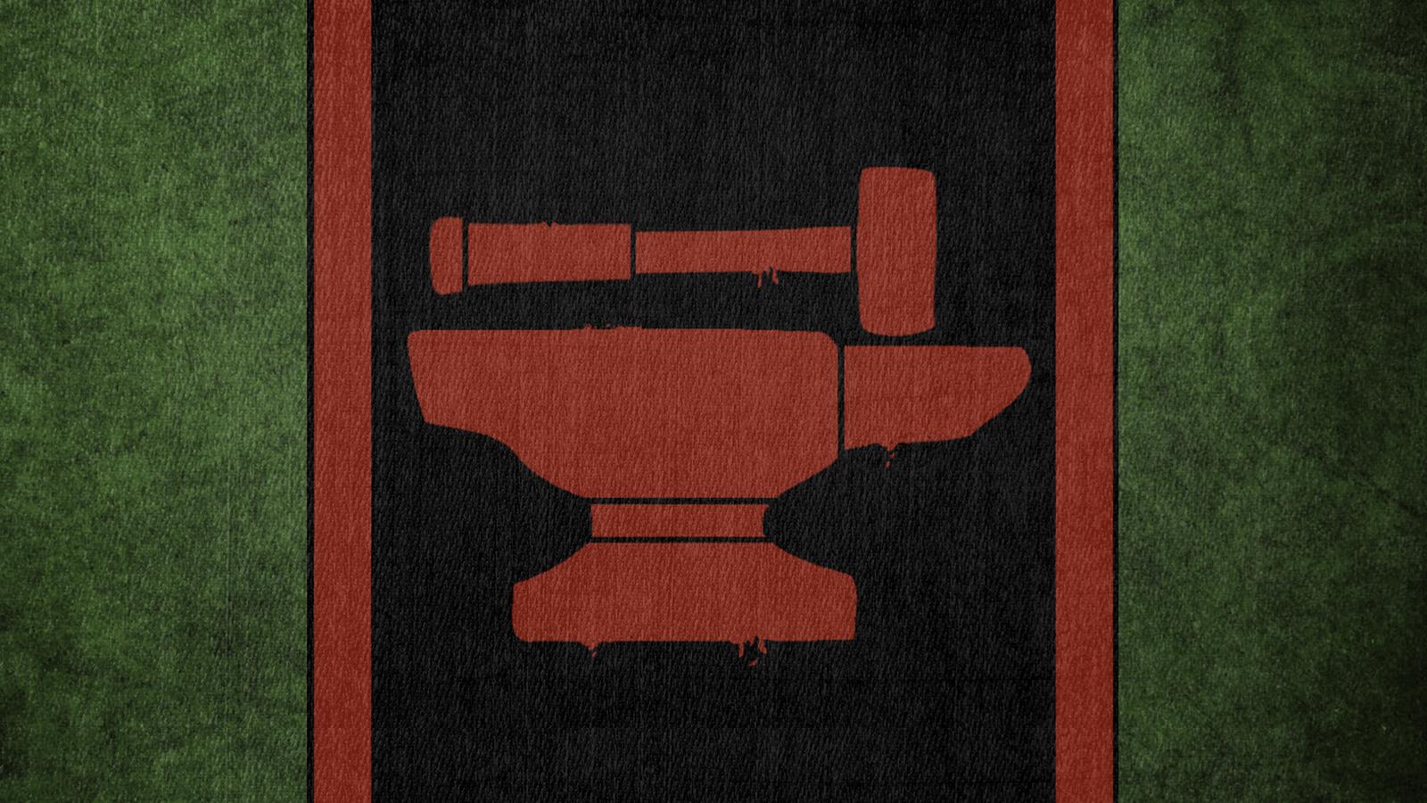 The Elder Scrolls: Flag of Orsinium by okiir