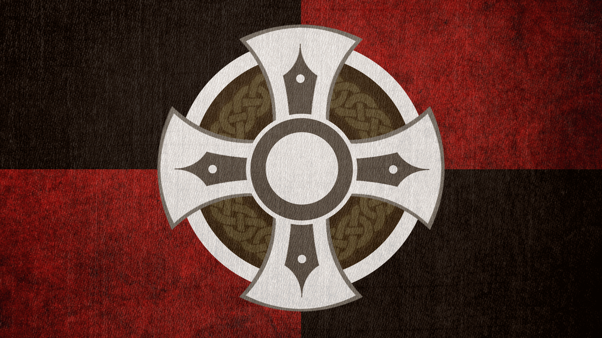 The Elder Scrolls: Banner of the Skald-King by okiir