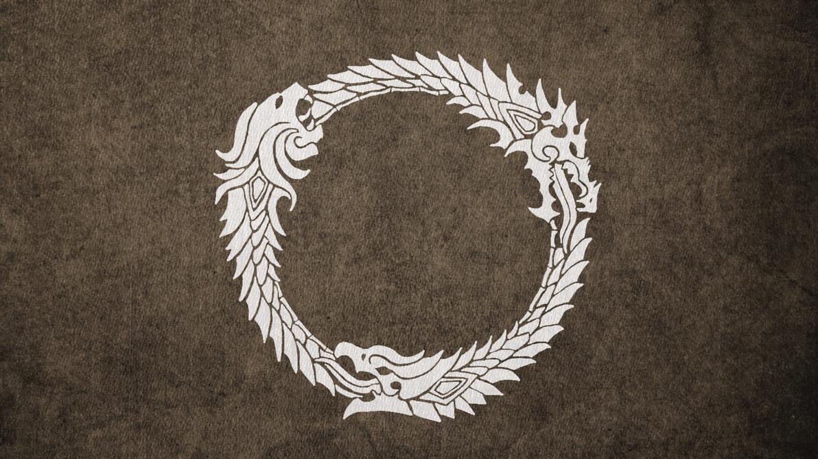 The Elder Scrolls: Flag of the Three Alliances by okiir