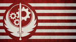 FALLOUT: Flag of the Brotherhood of Steel