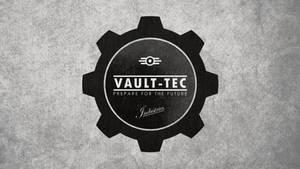 FALLOUT: Vault-Tec Commercial Flag
