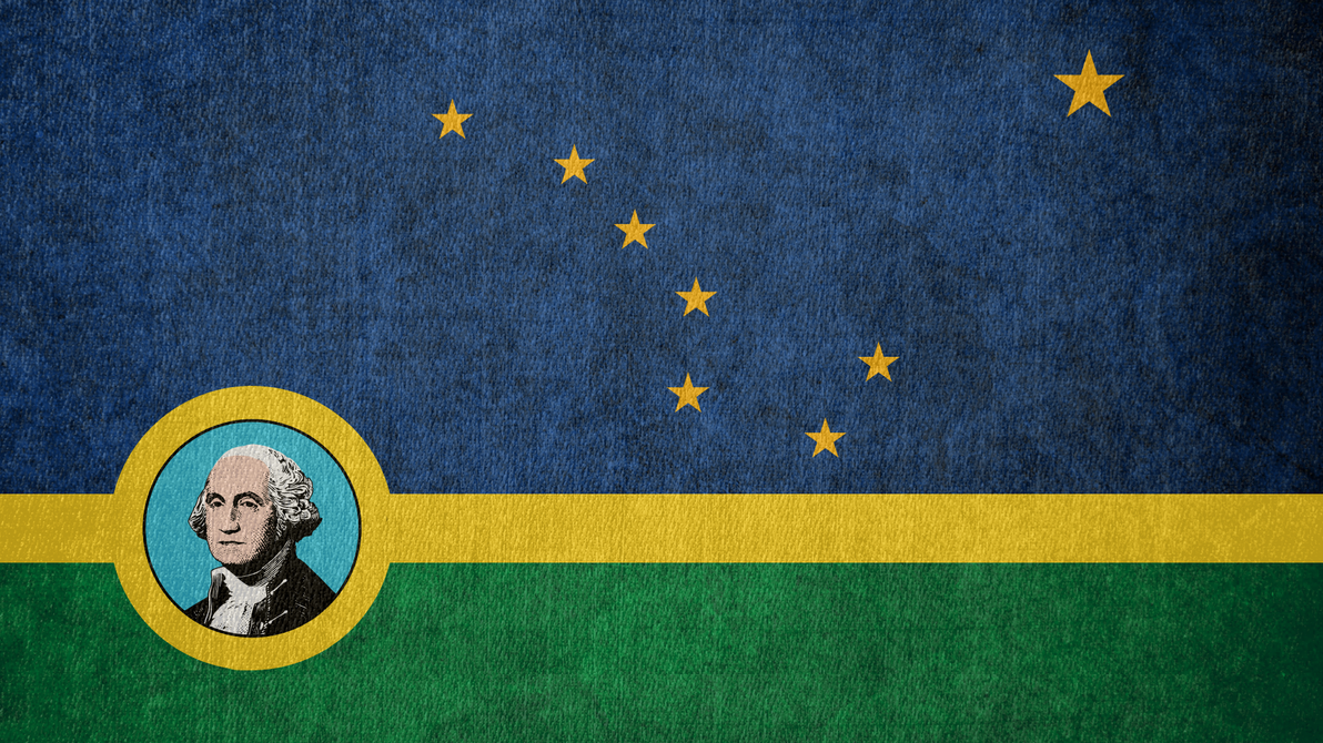 FALLOUT: Flag of the Northwest Commonwealth by okiir